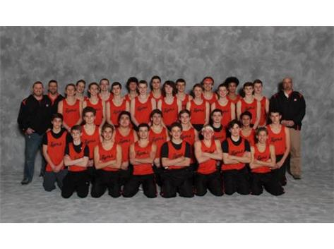 Boys Track and Field 2018
