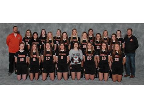 Girls Soccer Varsity 2020