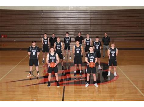 Boys Basketball Varsity 2021