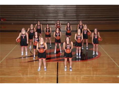 Girls Basketball Varsity 2021
