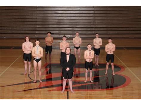 Boys Swim/Dive 2021