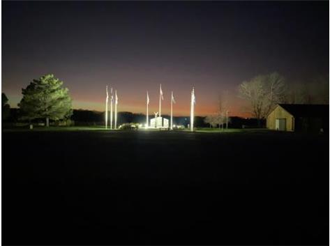Veterans Memorial Wall at Canton Lakeland Park