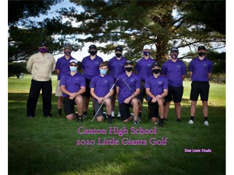 CHS 2020 LITTLE GIANTS BOYS GOLF