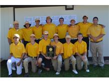 Congratulations to Varsity Golf - ESCC Champions & F/S 3rd Place