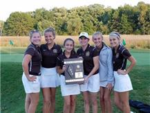 Congratulations to the Girls' Golf Team- 2017 IHSA Regional Champs &  Freshman Maria Stephens, Champion.