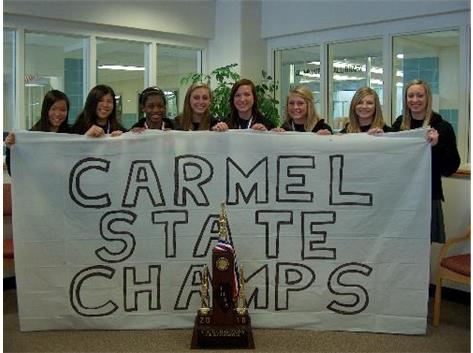 2010 Gymnastics State Champs!