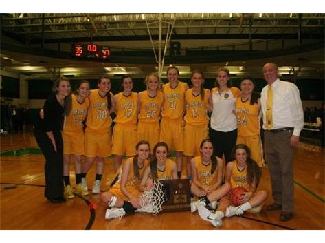 Corsairs make school history by winning first-ever IHSA Sectional Championship