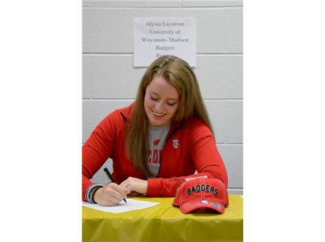 Spring Signing Day-Rowing