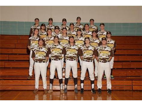 2014 Varsity Baseball