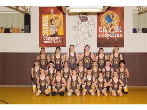 2014-15 Wrestling