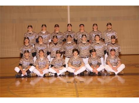 20151 Varsity Baseball