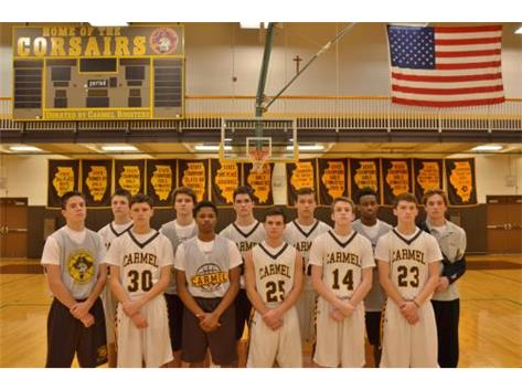 2015-16 Sophomore Basketball