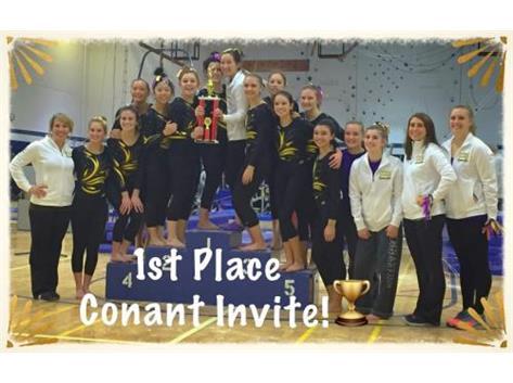 2015 Conant Invite Champions