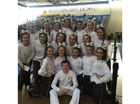 2015-16 Varsity Cheer