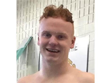 James Dooley - Sectional Champion - 200ydIM & 100yd Breaststroke