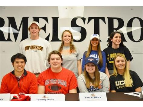 Ryan Holly,Football Carthage