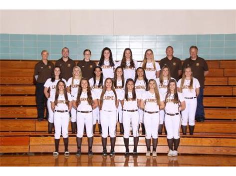 2016 Varsity Softball