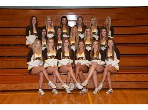 2016 Varsity Cheer