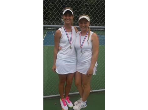 Karina Falkstrom & Marie Kapelevich