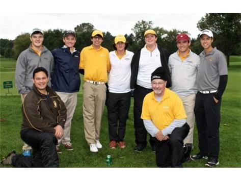 Varsity Golf -2nd at IHSA Regional, & Sectional Champions-  Fourth at the State Tournament!