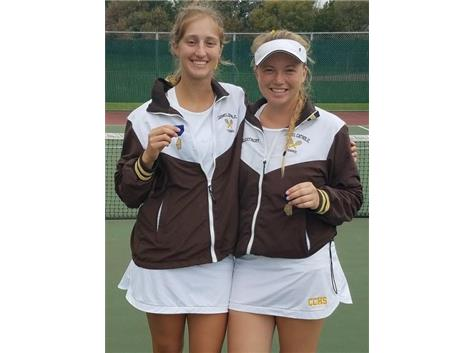 Marie Kapelevich & Karina Falstrom