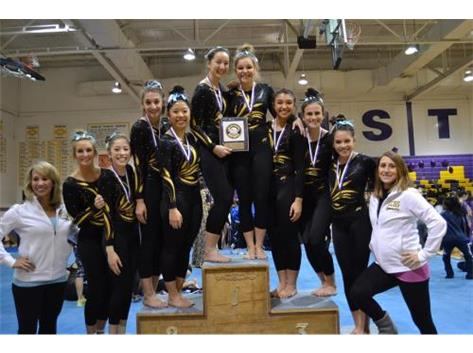 Rolling Meadows Gymnastics Invite