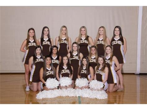 2016-17 Varsity Dance