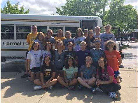 State Bound Track - Good Luck!