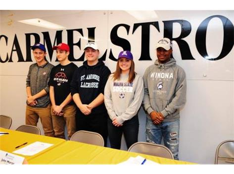Signing Day February 2018