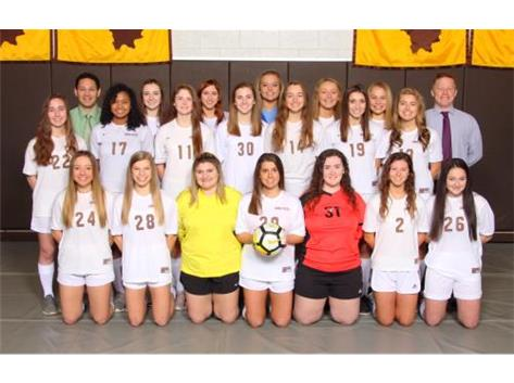 2018-19 Varsity Girls Soccer Team