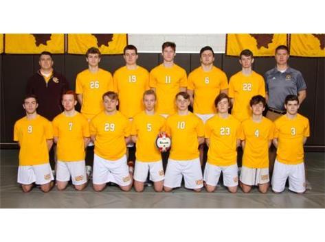2018-19 Varsity Boys Volleyball