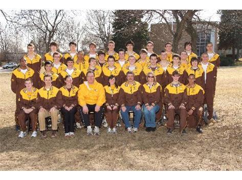 2011 ESCC Champs Boys Varsity Track