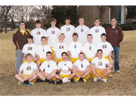 2011 Varsity Boys Volleyball
