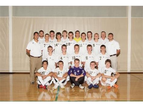 2011 Varsity  Soccer ESCC Champions