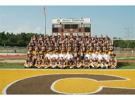 2011 Varsity Football