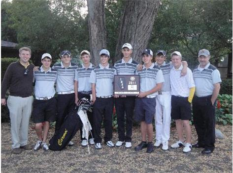 2011 ESCC & Sectional Champs!