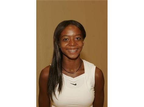 Brienne Minor - Sectional Tennis Champ