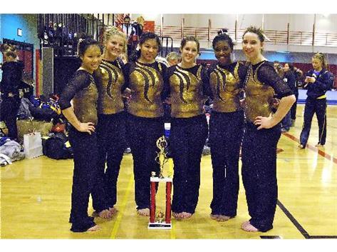 2011 Conant Invite Gymnastics Champs