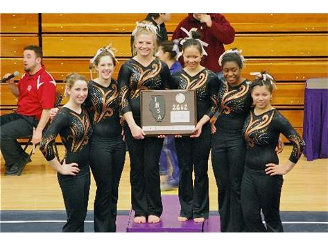 2011-12 IHSA Sectional Champs