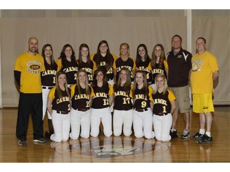 2012 Varsity Softball