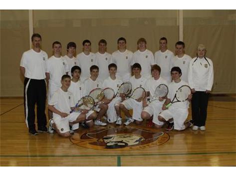 2012 Varsity Tennis