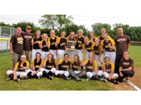 Congratulations Softball