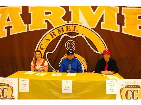 Signing Day - Lauren Feely-Bowling Green