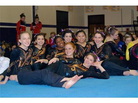 2012-13 Gymnastics