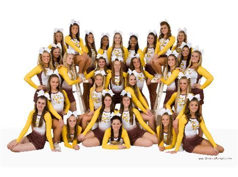 2012-13 Varsity Cheer