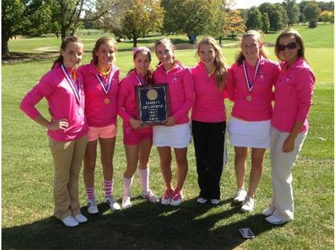 2013 ESCC Golf Champions