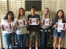 CHS Student-Athletes of the Week (October 6)