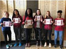 CHS Student-Athletes of the Month