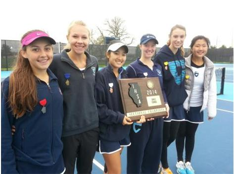 State Qualifiers AND Sectional Champions: