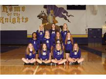 Sophomore Volleyball 2017